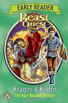 Beast Quest Malvorlagen X Reader Beast Quest Early Reader Kragos Kildor The Two Headed