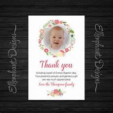 thank you card bautism template word 106 thank you cards free printable psd eps word pdf