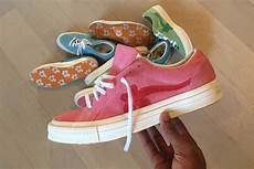 Golf Le Fleur X Converse One Star Pink 2018 Sneaker Bar