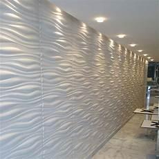 Textured Bamboo Fiber Materials 3d Design Decorative