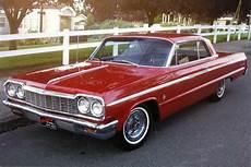 1964 Chevrolet Impala Ss 409 2 Door