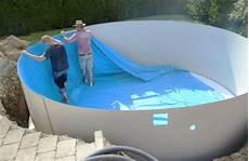 Pool Einbauen Ohne Beton - pool einbauen ohne beton