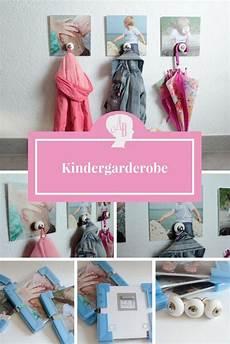 diy kindergarderobe selber machen garderobe kinder