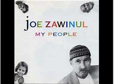 My People Joe Zawinul Download MP3 Music File