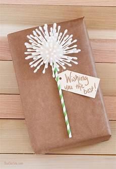 Originelle Geschenkverpackung Basteln - creative gift wrap ideas