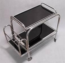 Deco Servierwagen Teewagen Barwagen Mit Tablett