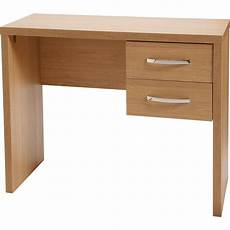 buy jarvia 2 drawer office desk oak effect at argos co