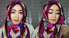 Model Untuk Wajah Oval Jilbab Gucci
