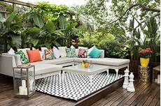 terrazzi attrezzati terrazzi arredati 18 proposte piene di stile e