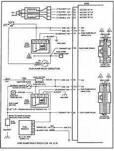 88 chevy 2500 wire diagram i need a wiring schematic for an 88 c10 ecm identifing pin numbers wire color for the two plugs