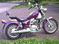 Mein Sanyang Sym Husky 125 Ccm Chopper 04