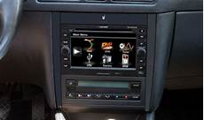 vehicle specific navigation especially for the vw golf iv