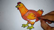 63 Koleksi Contoh Kolase Gambar Ayam Terbaik Kolase