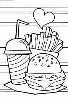 hamburger ausmalbilder malvorlagen 100 kostenlos