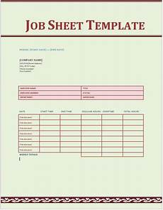 rate card template in word printable attendance sheet template word