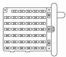 ford e 250 2004 fuse box diagram auto genius