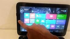 tablette de tablet vit con windows 8