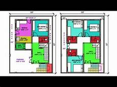 north facing duplex house plans 30 215 40 north face duplex house plan map youtube