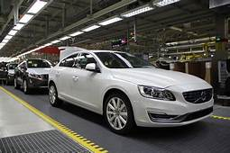 New Volvo Cars Manufacturing Plant In Chengdu Delivering