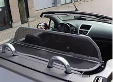 Windschott Filet Saute Vent Gris Peugeot 207 Cc Cabriolet