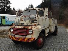 1948 FORD F5 COE Cabover Crewcab Coleman 4x4 Conversion
