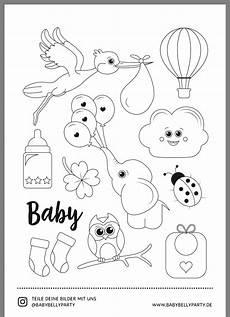 malvorlagen baby shower vorlagen malvorlagen babyparty