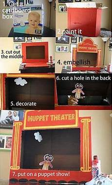 this is beautiful and includes directions how to make a puppet theatre adventure in a box