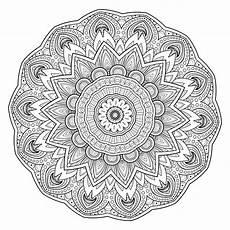 yin yang mandala coloring pages at getcolorings free