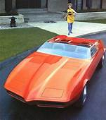 1968 Pontiac Banshee II  Концепты