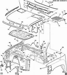 front kes 2005 chevy trailblazer parts diagram electrical auto wiring diagram