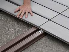 wpc dielen verlegen ohne unterkonstruktion verlegehinweise mydeck dielen einfache handhabung