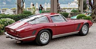 Net Cars Show 1972 Iso Grifo Series II Can Am