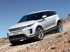 range rover evoque 2019 revealed with usual size and mild