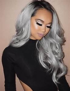 30 creative grey hair color ideas