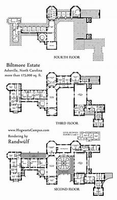 biltmore estate floor plan