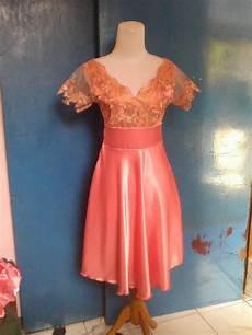 Til Cantik Dengan Model Baju Pesta Sederhana