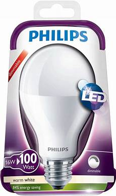 philips led e27 100w bol philips e27 led gloeil 16w 100w warmwit 2700k