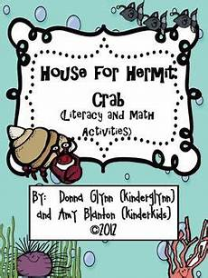 a house for hermit crab lesson plans house for hermit crab math and literacy activities tpt
