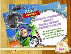 Invitacion Imprimible Buzz Lightyear 60 00 En Mercado