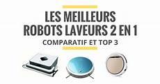 les meilleurs robots aspirateurs laveurs 2 en 1
