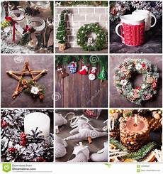 merry christmas collage stock image image of holiday 102889687