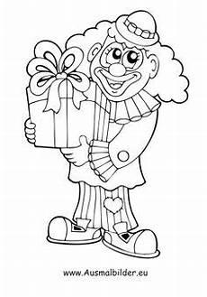 Malvorlagen Clown Unicorn Ausmalbild Clown Zum Kostenlosen Ausdrucken Und Ausmalen