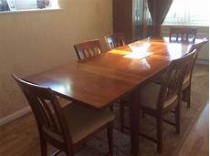 Marks And Spencer Kitchen Furniture Marks And Spencer Cherry Wood Dining Table Chairs And