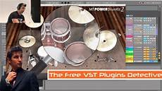 mt power drumkit 2 studio one mt power drumkit 2 free drum kit vst plugin youtube