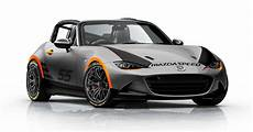 New 2016 Mazda Mx 5 Gets A Badass Tuning Render