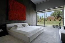 schlafzimmer wandle modernes schlafzimmer design f 252 r gro 223 e familien