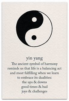 Malvorlagen Yin Yang Meaning Yin Yang With Images Positive Quotes Inspirational
