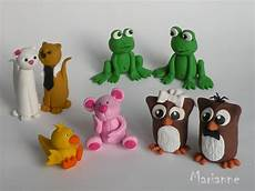 Fimo Tiere By Marianne
