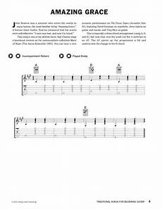 songs for guitar traditional songs for beginning guitar complete edition acoustic guitar