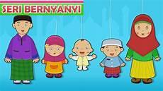 Lagu Keluarga Jari 3 Keluarga Muslim Jamal Laeli Hd